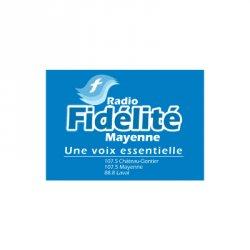 logo radio fidélité mayenne