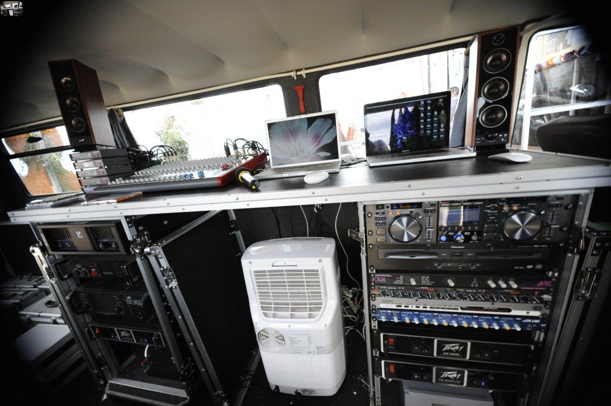 RPSFM studio mobile