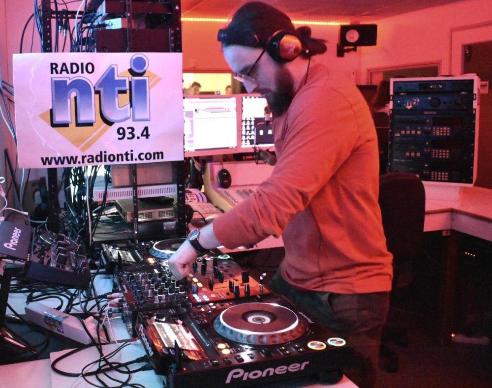 Mix Live de Nick Stevanson sur NTI