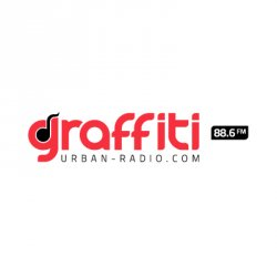 logo graffiti urban radio