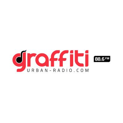 logo graffiti urban radio