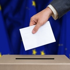 SUN urne elections europeennes
