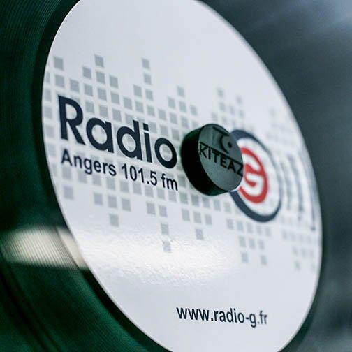 vinyle radio g!